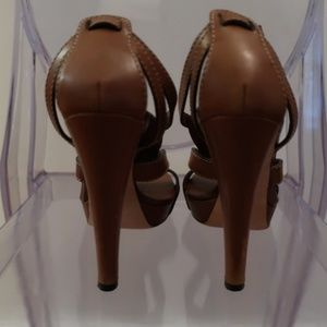 Gucci Shoes - Gucci Horse-bit Sandals - Never worn outside!!